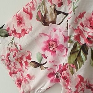 Show me your Mumu floral robe size os